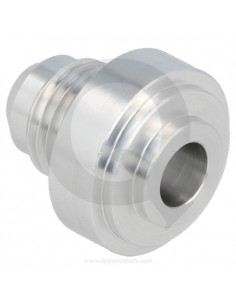 QSP lasprop aluminium male D10