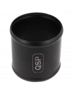 QSP aluminium koppelstuk 76 mm