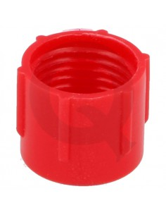 QSP plastic AN female plug D10