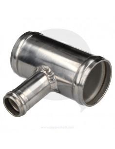 QSP aluminium T-stuk 76 mm...