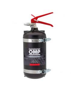 OMP Schuimblusser 2.4L (staal)