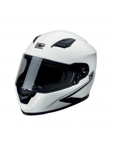 OMP Circuit EVO helm (wit)