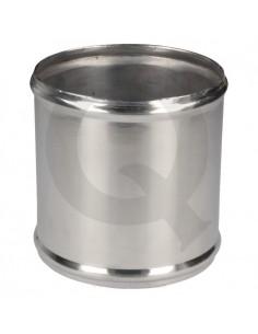 QSP aluminium koppelstuk 70 mm