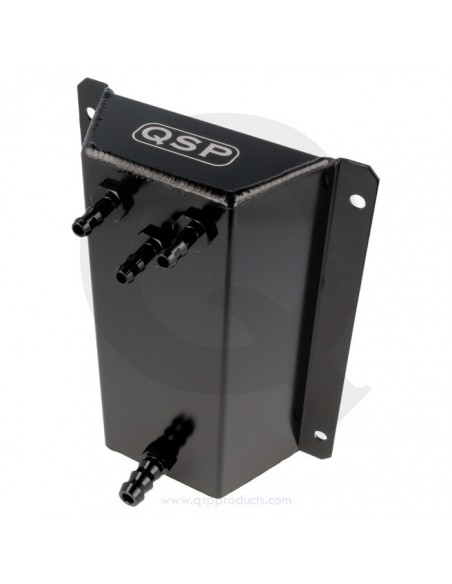 QSP aluminium benzine catchtank 1 Liter