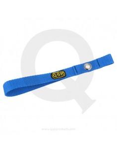QSP deur handvat blauw