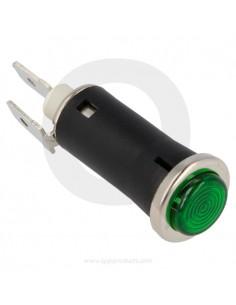 QSP waarschuwingslampje groen
