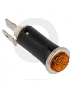 QSP waarschuwingslampje oranje