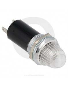 QSP waarschuwingslampje wit