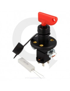 QSP 6-pole Battery switch...
