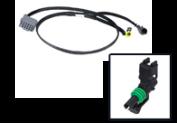 1 Pin Y-kabels