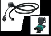 2 Pin Y-kabels