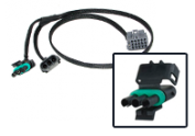 3 Pin Y-kabels