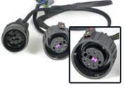 7 Pin Y-kabels