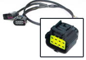 8 Pin Y-kabels