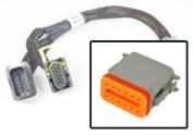 12 Pin Y-kabels