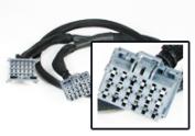 18 Pin Y-kabels