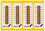 Temperatuur sticker
