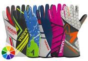 Handschoen FIA eigen ontwerp